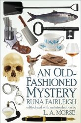 An Old Fashioned Mystery Book Review