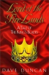 Lord of the Fire Lands Book Review