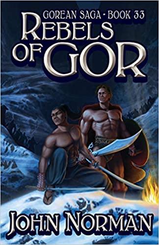 Rebels of Gor Book Review
