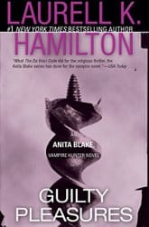 Anita Blake Vampire Hunter Book Series Review