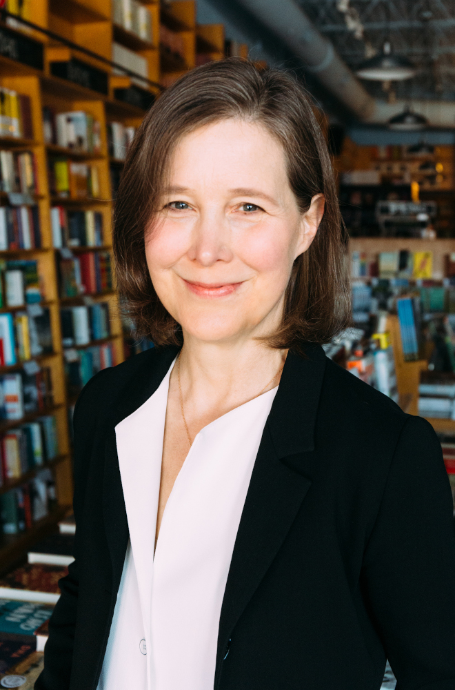 Ann Patchett Homepage
