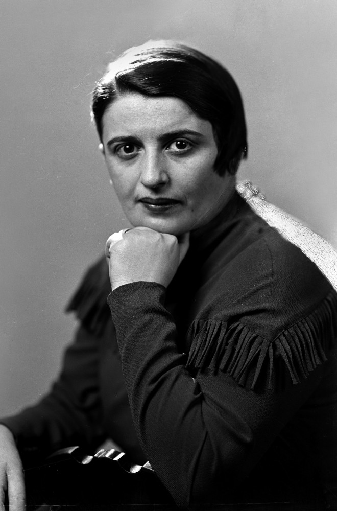 Ayn Rand Featured