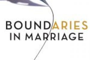 Boundaries in Marriage Book Review