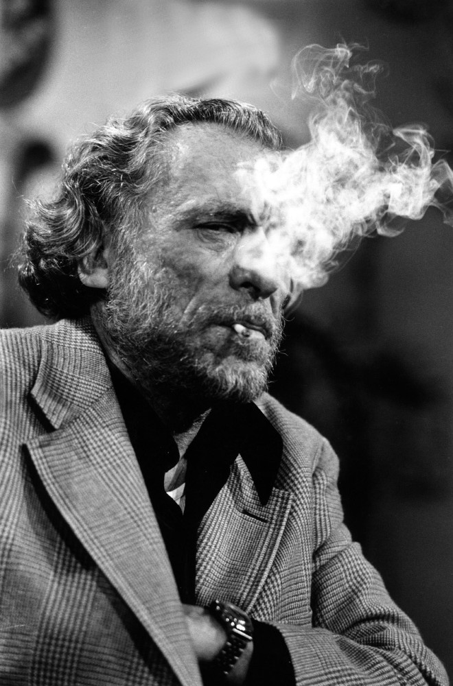 Charles Bukowski Featured