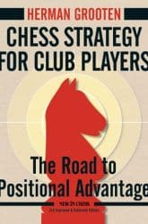 Chess Strategy for Club Players Book Review