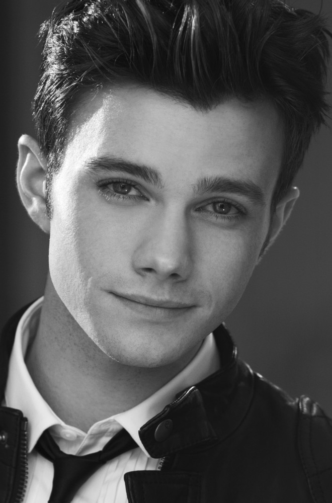 Chris Colfer Featured