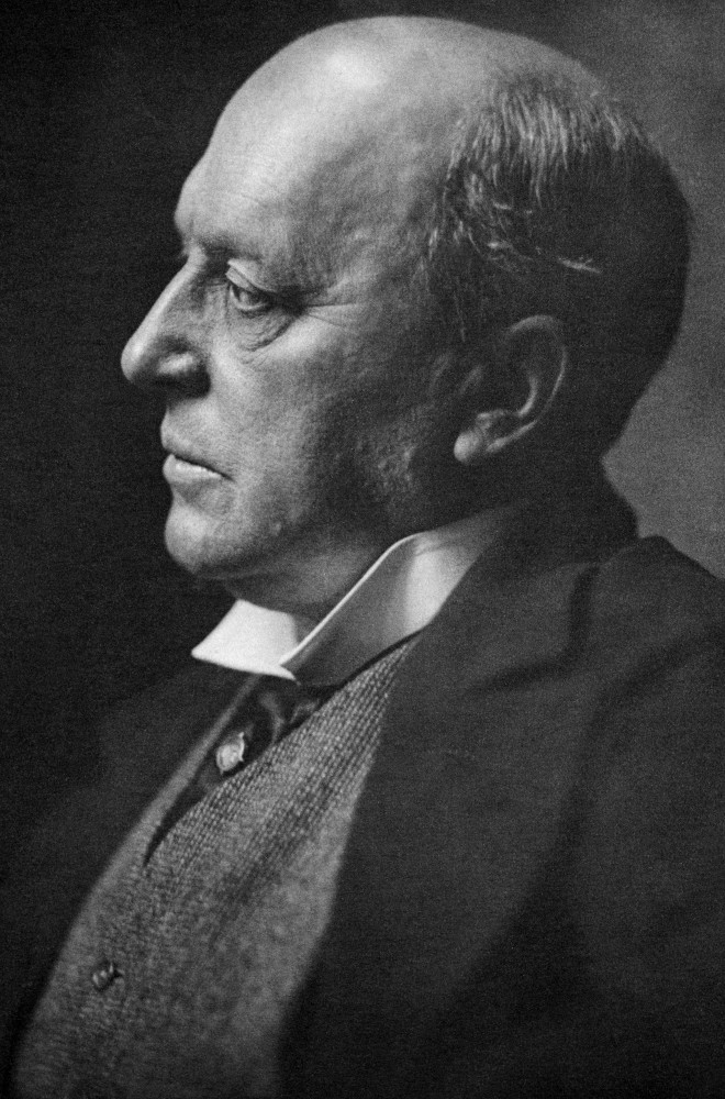 Henry James Featured