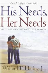 His Needs Her Needs Book Review