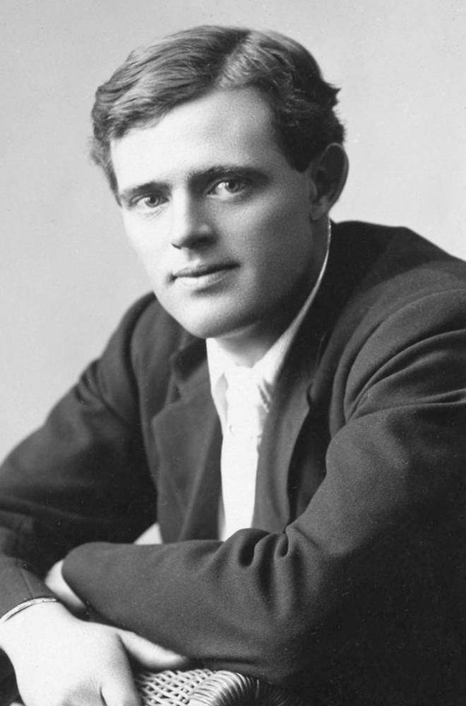 Jack London Featured
