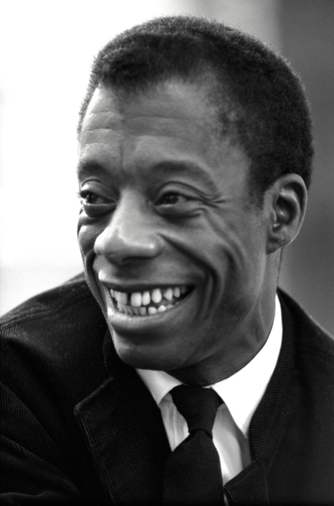 James Baldwin Featured