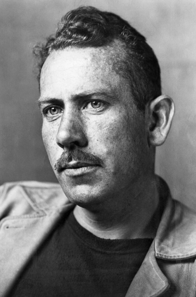 John Steinbeck Featured