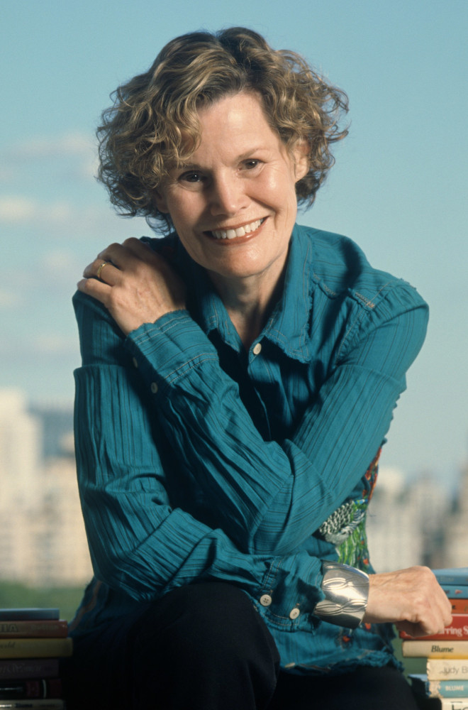 Judy Blume Featured