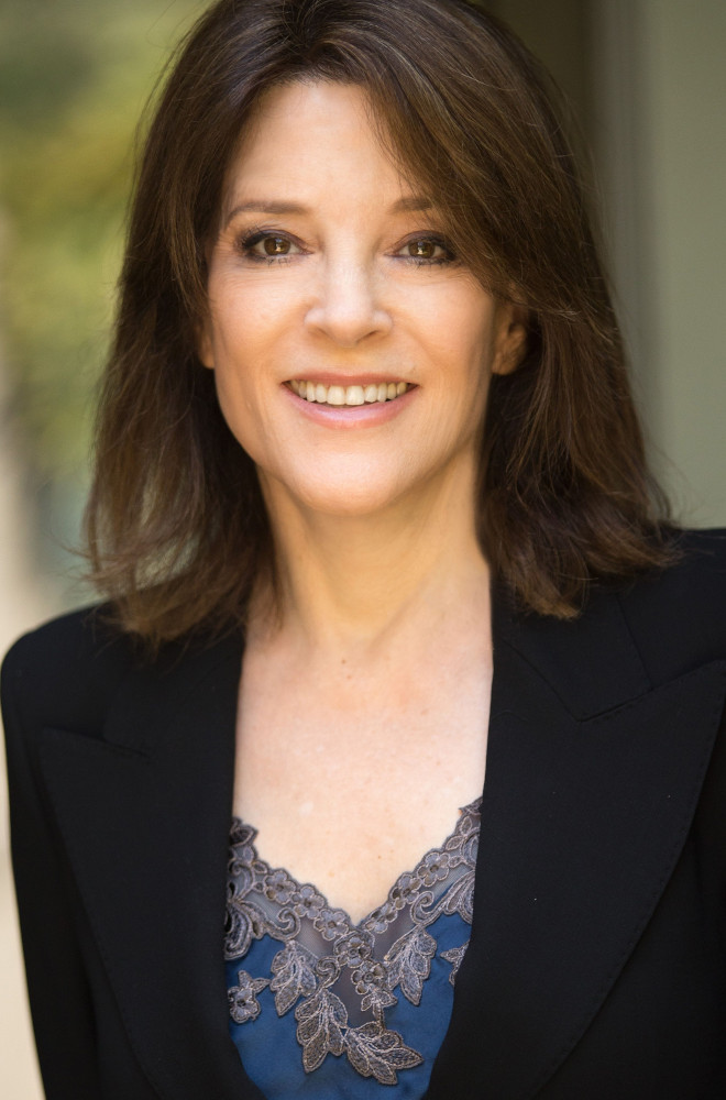 Marianne Williamson Featured