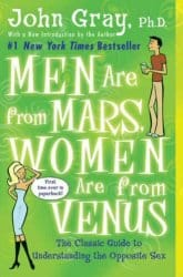 Men Are from Mars Women Are from Venus Book Review