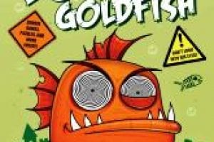 My Big Fat Zombie Goldfish Book Series Review