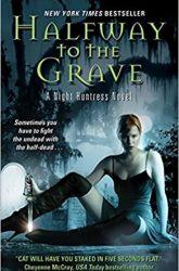 Night Huntress Book Series Review