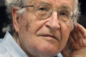 Noam Chomsky Featured