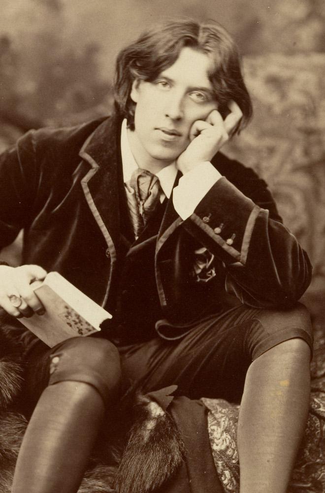 Oscar Wilde Homepage