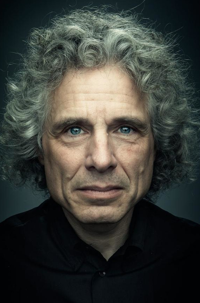 Steven Pinker Featured