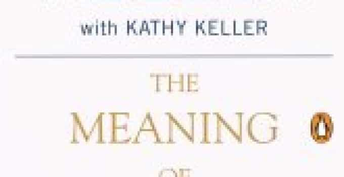 The Meaning of Marriage Book Review