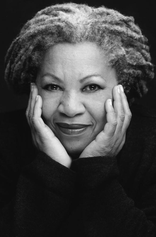 Toni Morrison Featured
