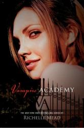 Vampire Academy Book Series Review