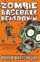 Zombie Baseball Beatdown Book Review
