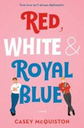 Red, White & Royal Blue Book Review