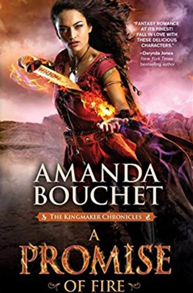 A Promise of Fire Book Review