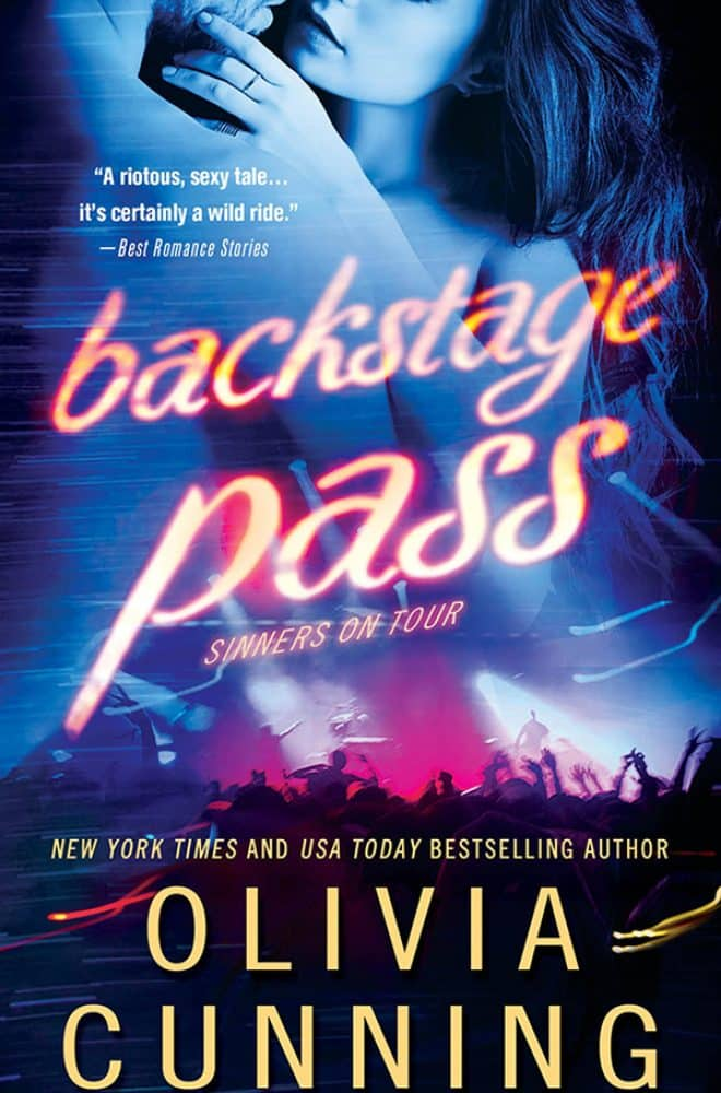 Backstage Pass Book Review