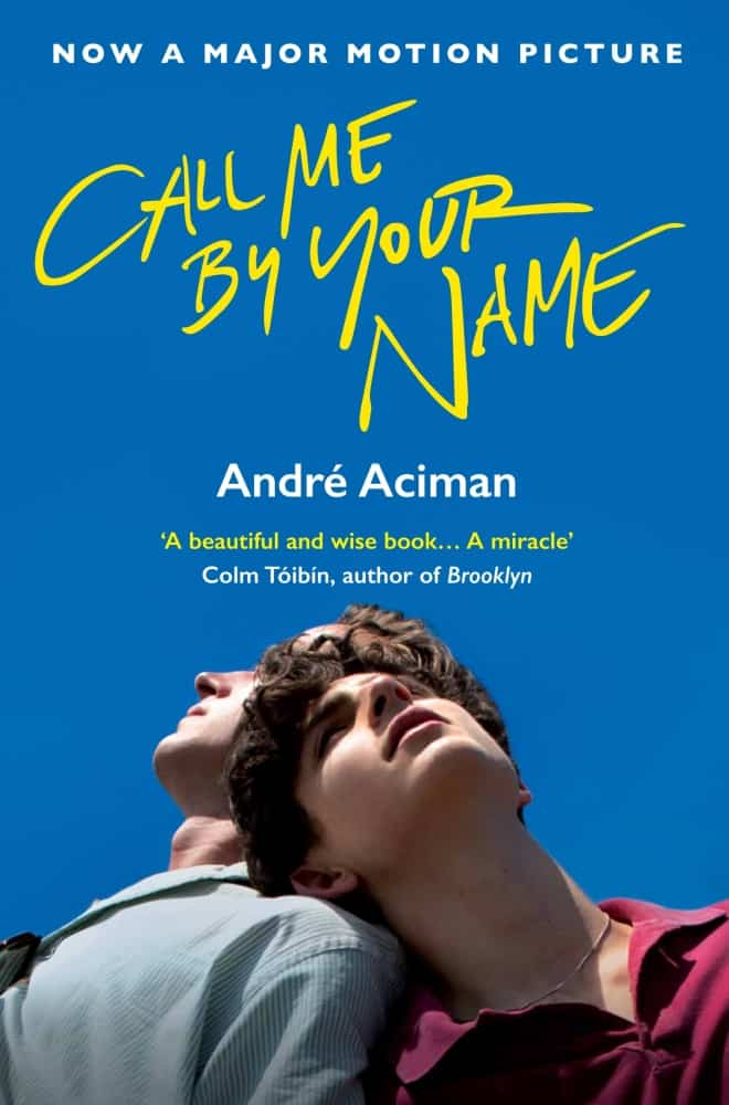 Call Me By Your Name Book Review