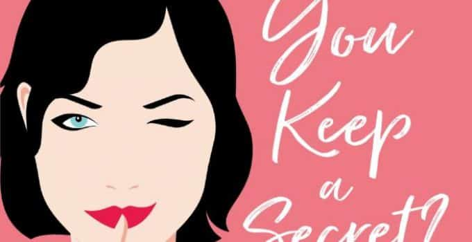 Can You Keep a Secret Book Review