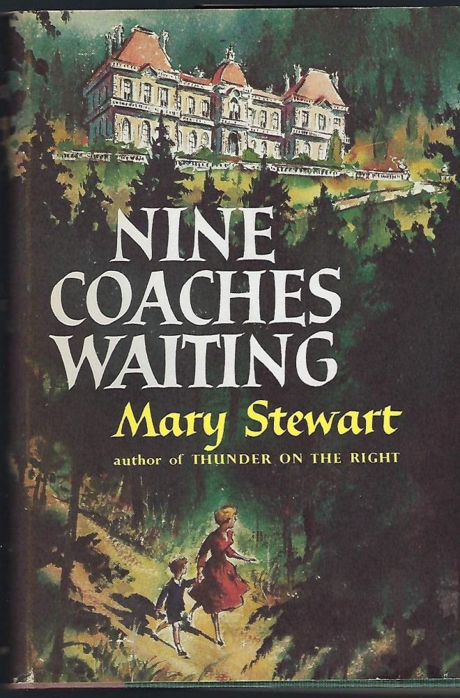 Nine Coaches Waiting Book Review