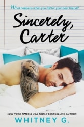 Sincerely Carter Book Review