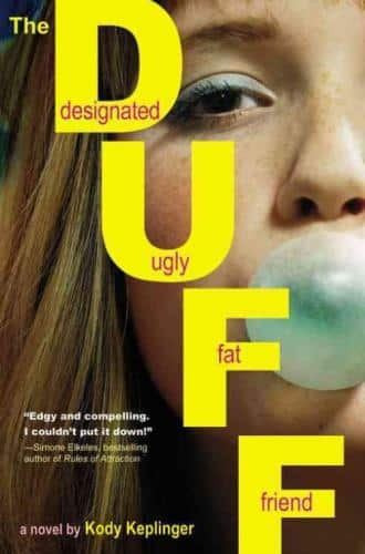 The DUFF Designated Ugly Fat Friend Book Review