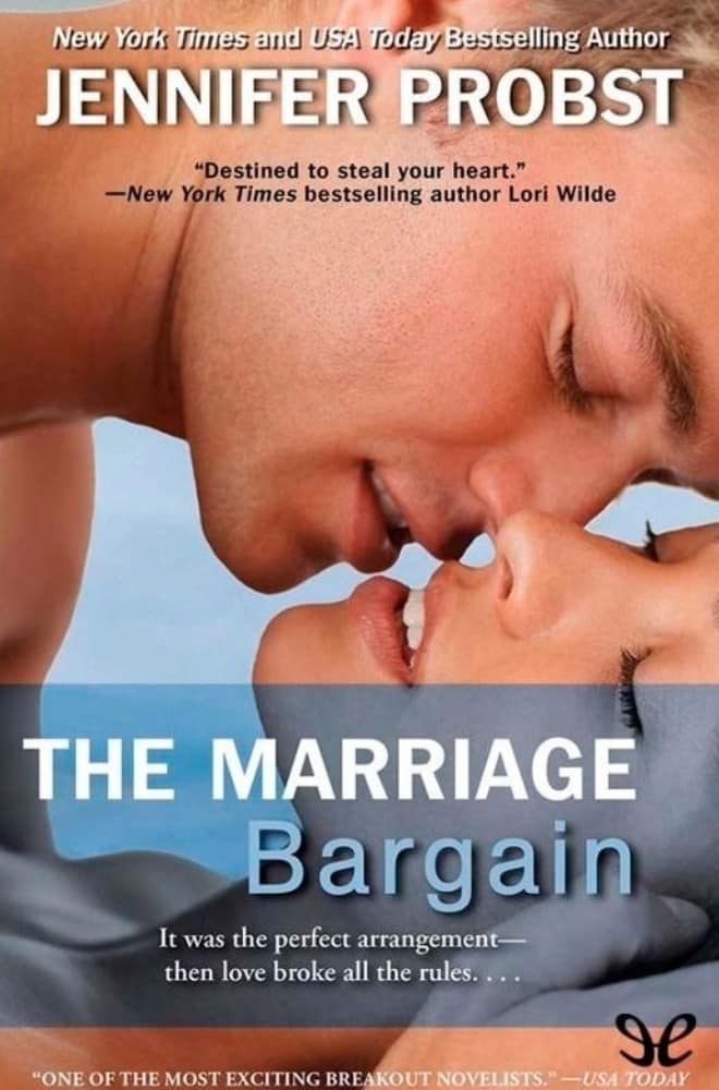 The Marriage Bargain Book Review