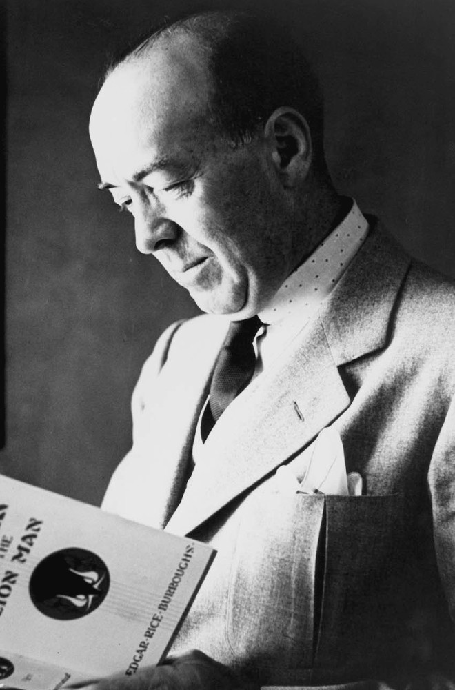 Edgar Rice Burroughs Featured