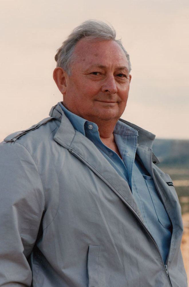 Tony Hillerman Featured