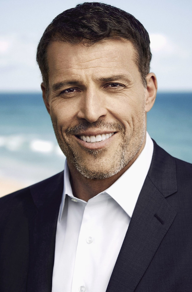 Tony Robbins Featured
