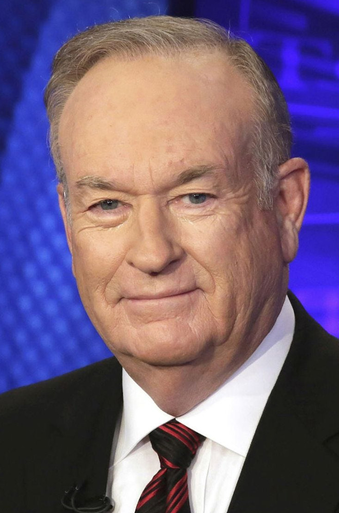 Bill O'Reilly Featured