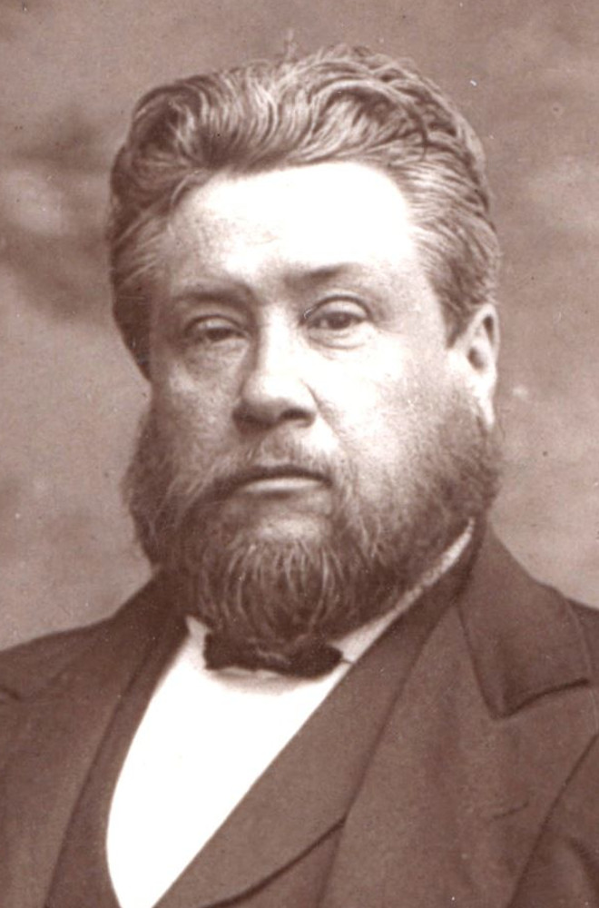 Charles Spurgeon Featured