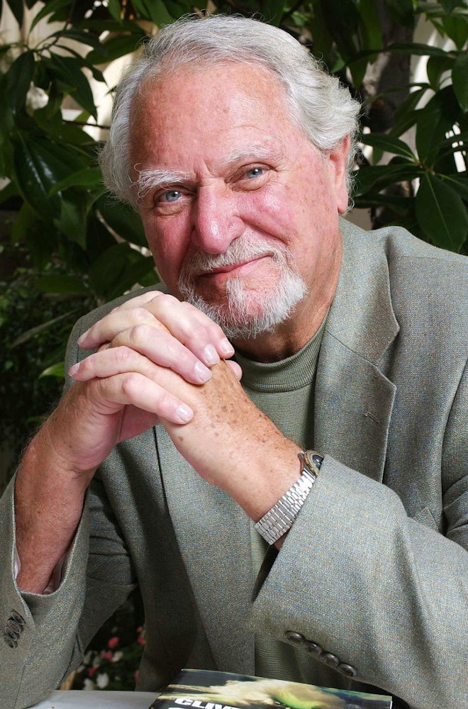 Clive Cussler Featured