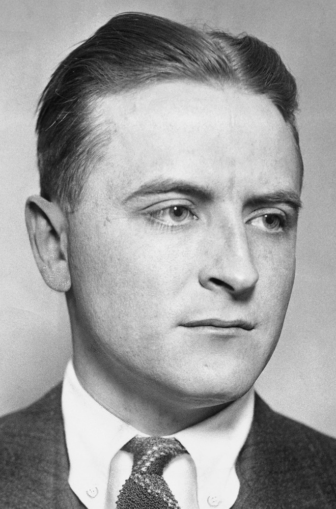 F. Scott Fitzgerald Featured