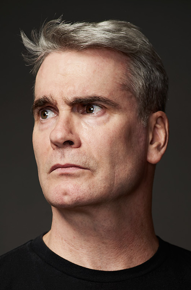 Henry Rollins Featured