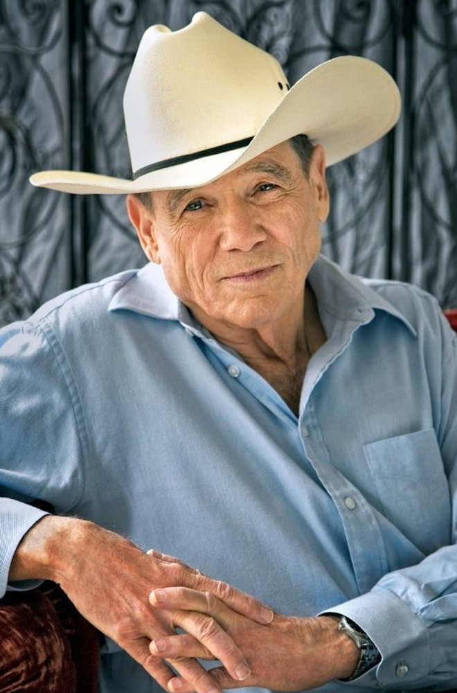 James Lee Burke Featured