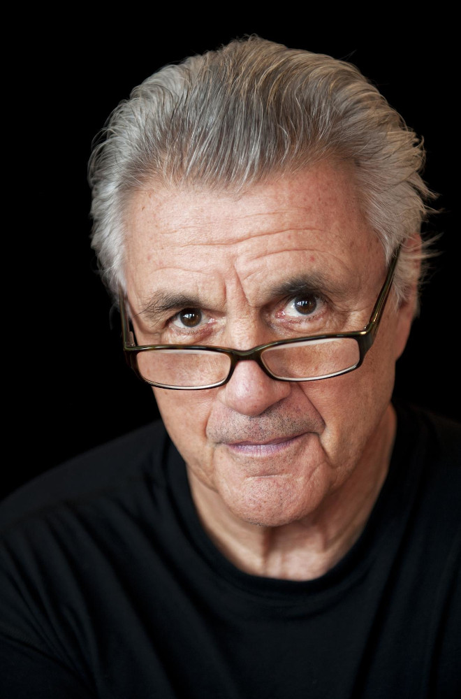 John Irving Featured