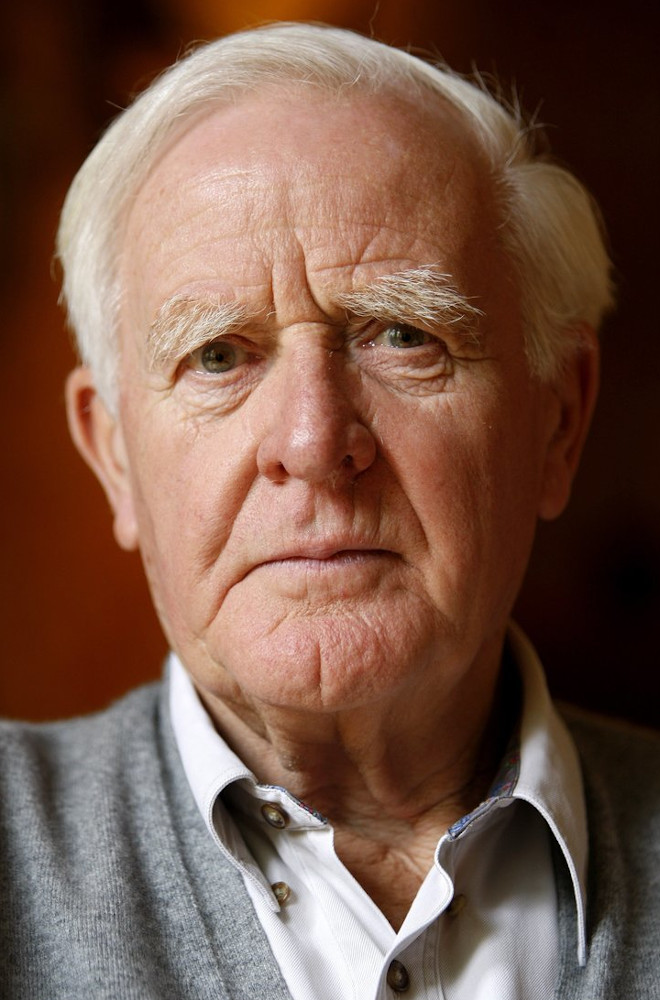 John le Carré Featured