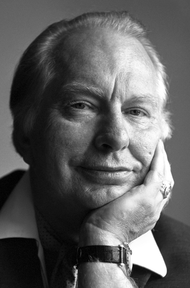 L. Ron Hubbard Featured