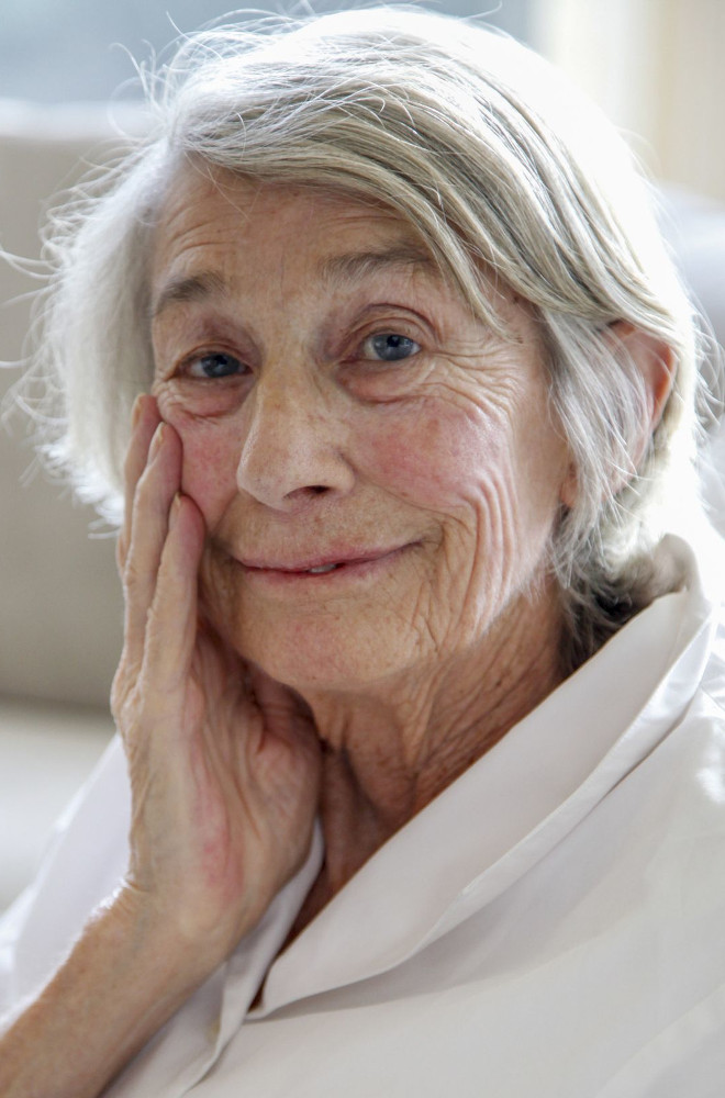 Mary Oliver Featured