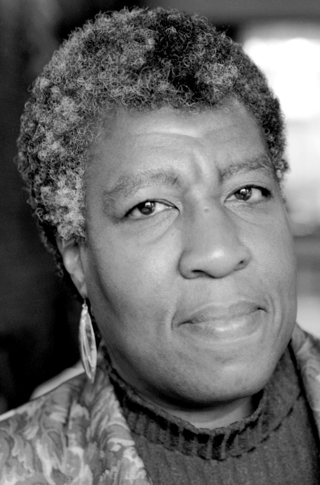 Octavia Butler Featured